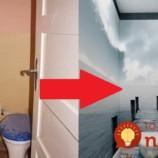 Mini-toalety v starých bytoch zmenili na nepoznanie: 17 úžasných nápadov, ktoré vykúzlia viac priestoru a vyzerajú úžasne!