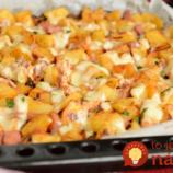 Katalánske zemiaky: Netreba vám žiadnu majonézu ani tatársku – u nás sa vyjedajú priamo z plechu!