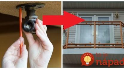 Títo ľudia chceli mať na balkóne viac súkromia: Pozrite sa, čo vymysleli, aby unikli zvedavým pohľadom susedov!