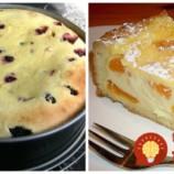 Z tohoto koláčika sa nepriberá: Len ovocie, nízkotučný tvaroh a 1 prísada, ktorá dokonale nahradí múku!
