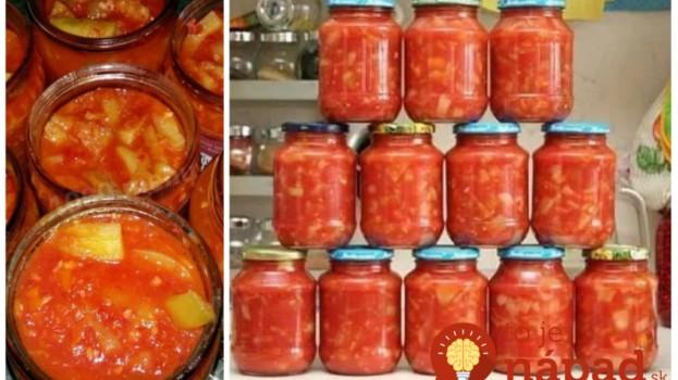 Božská omáčka z cukety a papriky: Najlepšia vec z domácej zeleniny – chutí ako Uncle Beans z obchodu!