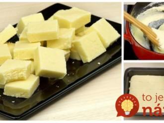 """Ľadová maškrta """"Pikao"""": Keď dáte na stôl túto mliečnu pochúťku, všetky ostatné sladkosti prestanú existovať!"""