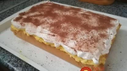 Cukrárske rezy Vtáčie mlieko: Olahodnejšom vanilkovom dezerte sa nám ani len nesnívalo!