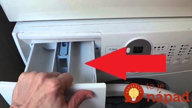 Metóda čistenia práčky bez roboty od človeka, ktorý sa opravou práčok živí: Znovu perie ako nová a to má už 10 rokov!