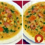 Kúzelná polievočka z 1 vajíčka: Hotová je za minútku a chutí božsky, recept zo starej kuchárky!