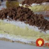 """Bezcukrová nepečená torta """"Bosorka"""": 4 poschodia, úžasná chuť a pripravíte ju úplne na studeno!"""
