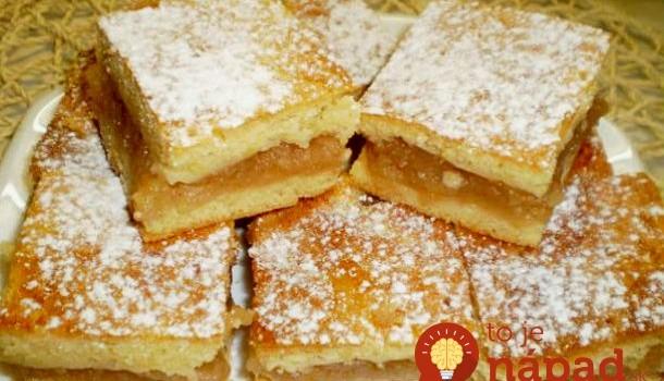 Nesmierne dobrý linecký jablčník: Robíme ho vždy z prvej úrody jabĺk + babkina finta, keď nemáte vajcia!
