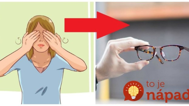Stačí 10 minút denne a budete mať zrak ako za mlada: Toto dokáže zlepšiť zrak o 2-3 dioptrie!
