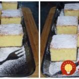 Nevýslovne dobrý koláčik z kyslej smotany – krásne narastie bez prášku do pečiva: Keď budete mať nečakaných hostí, zachráni vás vždy!