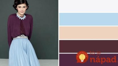 Dámy, s týmto sa nikdy nemôžete pomýliť: Geniálna pomôcka, ako kombinovať farby oblečenia – stačí jediný pohľad a hneď viete!