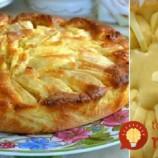 Taliansky jablkový koláč – najjemnejší pod slnkom: Aj tí, čo inak sladké nemusia, tento dezert doslova milujú!