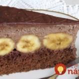 Mega chutná Kubánska torta: Ak máte radi banánové dezerty tak toto musíte skúsiť, je to fantázia!