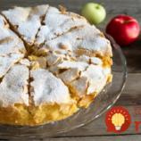 V kuchyni boli 3 obité jablká a ja som si spomenula na tento starý recept: 40 minút a už rozvoniava – jablkový skvost!