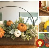 Netreba ich vôbec vyrezávať: Stačí len postaviť na stôl a nechať tak – 19 nápadov, ako využiť celé tekvice na jesennú dekoráciu!