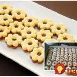 Falošné linecké koláčiky z tvarohu: Najjemnejšie a najmäkšie čajové pečivo – pečieme ho aj svadby