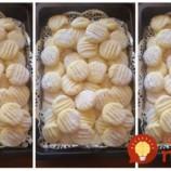 Vianočné peniažteky: Rýchle vanilkové keksíky z pudingu, dlho vydržia a nestvrdnú – chuť fantastická!