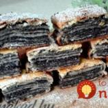 Ticísvrstvový koláč s makom: Parádny recept odkukaný z TV, príprava zaberie len 20 minút a chuť fantastická!