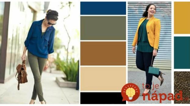 Dámy, toto je perfektná pomôcka s ktorou sa nikdy nemôžete zmýliť: Ťahák, ako kombinovať farby oblečenia – 5 minút a viete čo na seba!