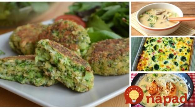 Posilnia imunitu, zbavia telo toxínov a pomôžu schudnúť: 11 top receptov z brokolice – vyskúšajte už dnes na večeru!
