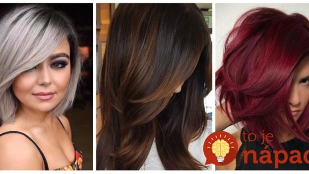 Dámy, tie sú naozaj úchvatné: Kaderník ukázal top farby vlasov na celú sezónu a sú skutočne krásne!