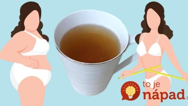 Toto korenie nesypte len do guláša – v tomto je neprekonateľné: Vymeňte na týždeň čaj za tento lacný nápoj a chudne sa jedna radosť!