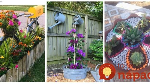 Záhradkári ukázali perfektné nápady, ako pestovať kvety: 19 inšpirácií, z ktorých nebudete vedieť spustiť oči!