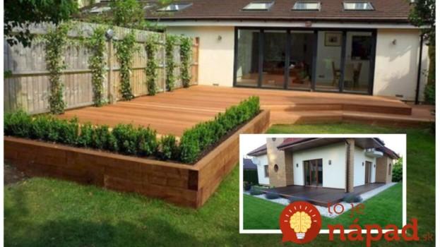 21 inšpirácií na krásne drevené terasy, ktoré budú ozdobou každého dvora: Úžasné nápady, ktoré vás očaria!