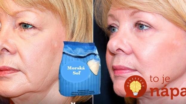 Kozmetička poradila, ako používať morskú soľ spôsobom, o akom sa nám ani nesnívalo: Ženy, toto využijete každý deň!