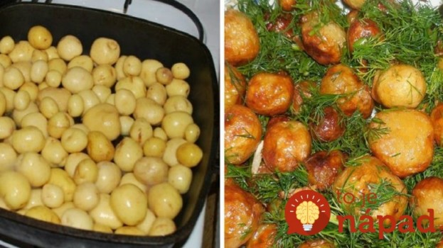 Skúste to hneď zajtra na obed: 17 top receptov na prílohu zo zemiakov, pri ktorej zabudnete aj na hlavný chod!