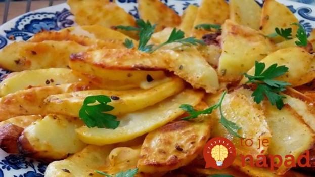 Všetci sa ma pýtali, čo som urobila s tými zemiakmi, že sú tak chutné: Len ich upečte v tejto zmesi, rozdiel v chuti je ohromný!