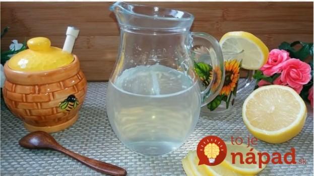 Stačí 1 šálka každé ráno a dostavia sa tieto účinky: Voda s medom dá do poriadku trávenie, posilní srdce a chudne sa po nej!