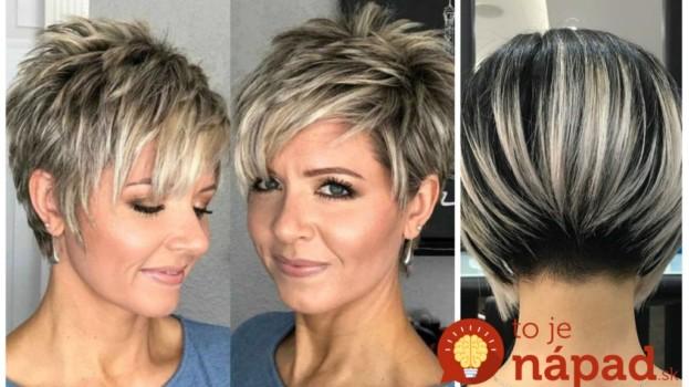 Kratšie vlasy dámam po 40-tke úžasne pristanú: 19 inšpirácií na účesy, ktoré omladia lepšie ako botox!