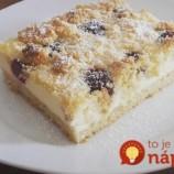 Drobenkový koláč pre milovníkov tvarohu – úžasný a rýchly: Na toto sa nechytá ani drahý chceesecake z cukrárne!