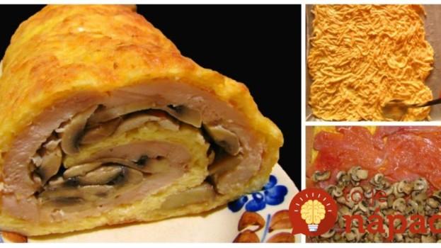 4 vajcia, 2 kuracie prsia, majonéza a kúsok syra: Najjednoduchšie a najchutnejšie predjedlo pre návštevy!