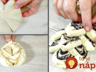 Tento recept musí mať každá dobrá hostiteľka! Univerzálne cesto pre sladké, aj slané plnky. A keď uvidíte, ako jednoducho a krásne sa dá vytvarovať.