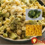 Brokolicové cestoviny: SOS rýchla a vynikajúci obed alebo večera v jednom hrnci!