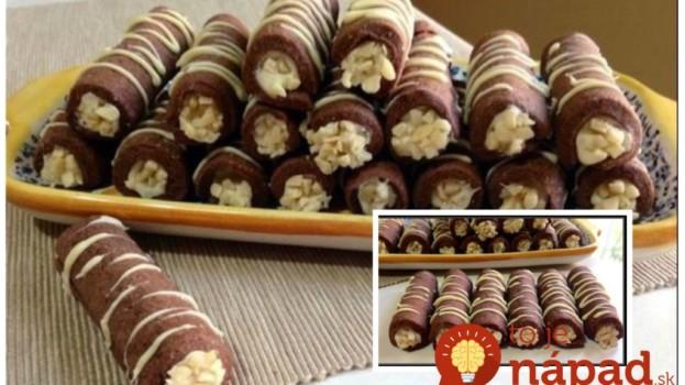 Nepečené kokosové tyčinky pre návštevy: Výborné a rýchlo hotové – určite ich nebudete robiť len na sviatky!