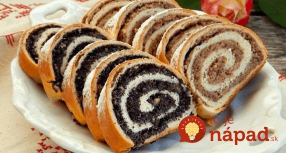 Najdokonalejšie cesto na záviny, rožky a koláče: Pečivo je úžasne jemné, dlho vláčne a pripravíte ho rýchlejšie, ako koláč!