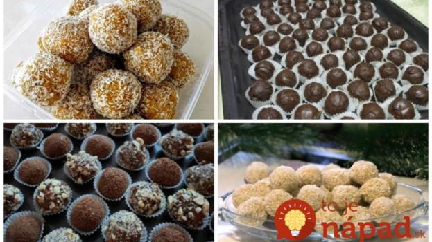 16 neobľúbenejších nepečených sviatočných dezertov, ktoré máte pripravené za pár minút a chutia naozaj dokonale: Skúste každý!