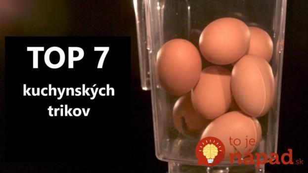 7 brilantných kuchynských trikov, ktoré by nám nenapadli ani vo sne: Toto využijete pri varení a pečení aj každý deň!