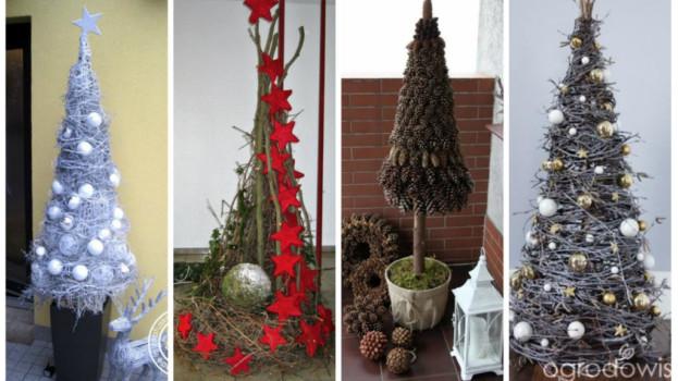 Nezvädnú, neopadnú: 21 nápadov na čarovné vianočné stromčeky, ktoré vás budú tešiť počas adventu každý rok!