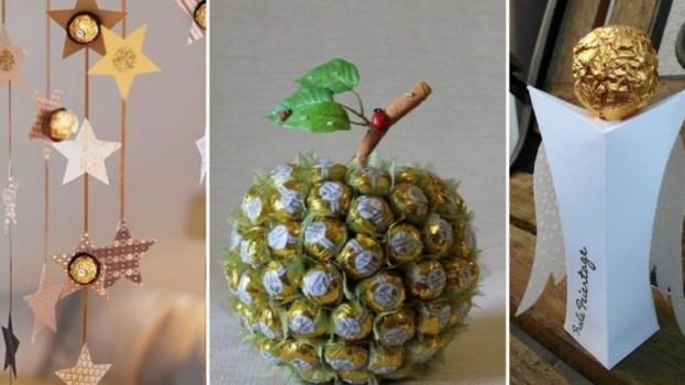 Originálne výtvory zo sladkostí, ktoré berú dych: 21 nápadov na Mikuláša, Vianoce i na Silvestra!
