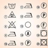 Dešifrovanie značiek na štítkoch oblečenia: Skvelá pomôcka vďaka ktorej bude vaše oblečenie dlho ako nové!
