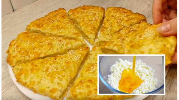 50 g syra, 2 vajcia a karfiol – to je všetko: Dávka zdravia a ideálna diétna večera, ktorú máte v momente na stole!