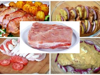 V nedeľu už bravčové nevyprážam, toto je stokrát lepšie: Fantasticky chutné a šťavnaté mäsko, ktoré pripravíte na plechu!