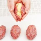 Dokonalé plnené rolky so syrom: Náplň len zabaľte do mletého mäsa a dajte na panvicu – mega chutné papanie!