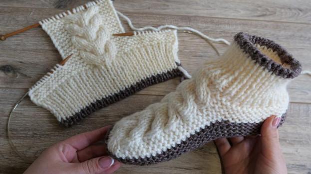 Vyrobte si krásne teplé papučky za jeden večer: Podrobný návod krok za krokom – zvládne to aj začiatočník!