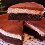 Úžasná čokoládová torta na lyžičky: Takéto recepty milujem, celá rodina ju doslova zbožňuje – príprava úplne jednoduchá!