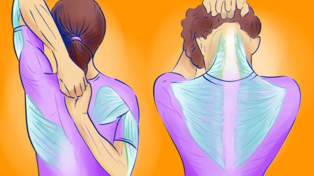 Terapeut ukázal najúčinnejšie cviky na uvoľnenie krku a šije: Okamžitá úľava od bolesti – skúste to hneď!
