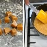 Bombastické domáce karamelky z 3 surovín: Legendárne cukríky, ktoré milujú všetky generácie!